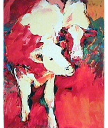 Gerda Elfering | Koeien