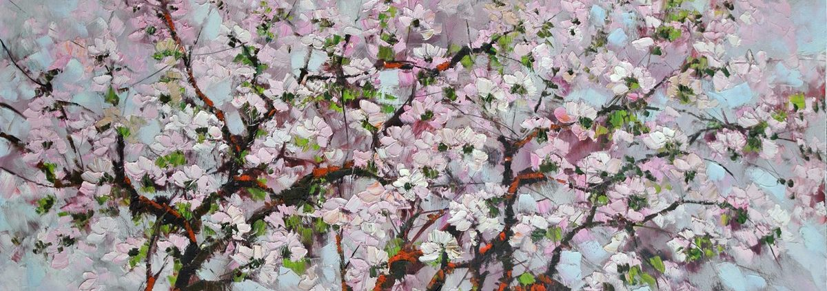 Ananta | Blossom tree Pink