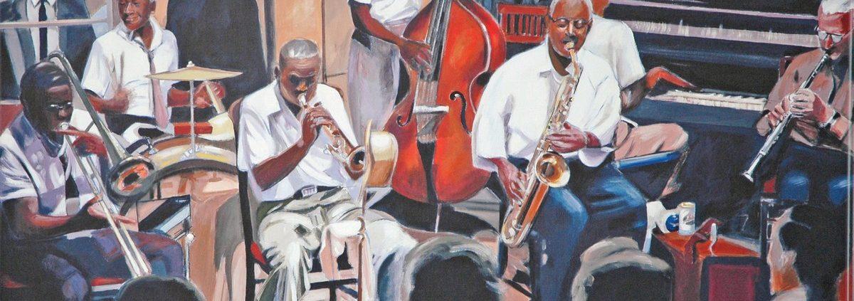 B.B. Gerlach | Jazz New Orleans