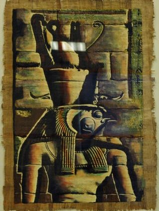 Egypte (museum) | Papyrus Man
