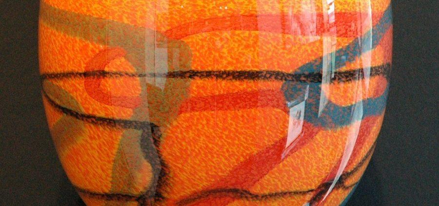 Ioan Nemtoi | Oranje Monet Vaas