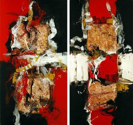Puta Ardika | Abstract III 2/set